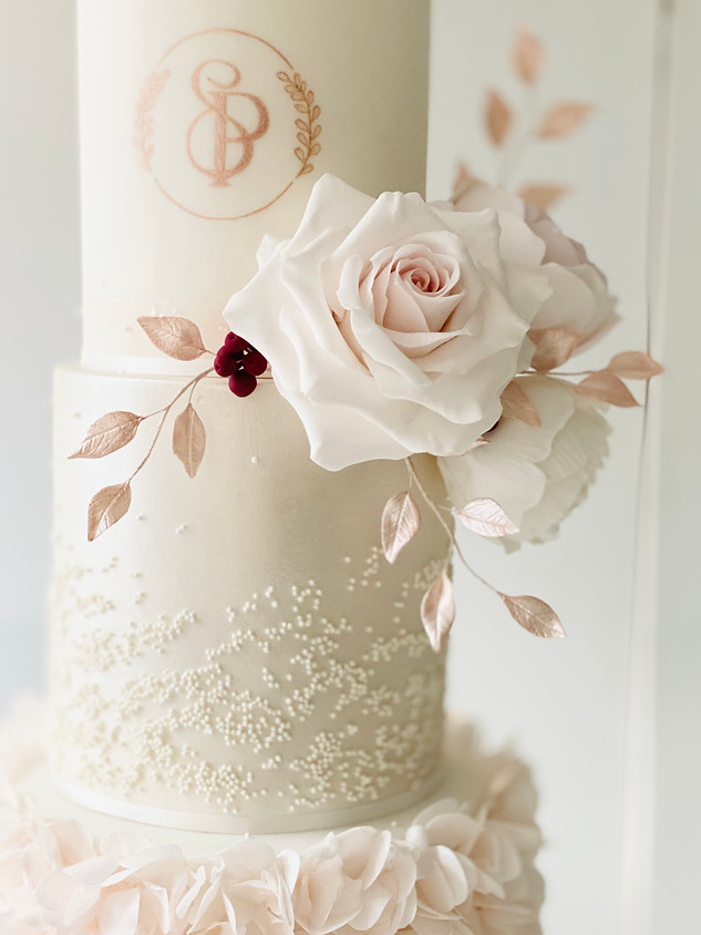 Blush ruffle wedding cake.jpeg