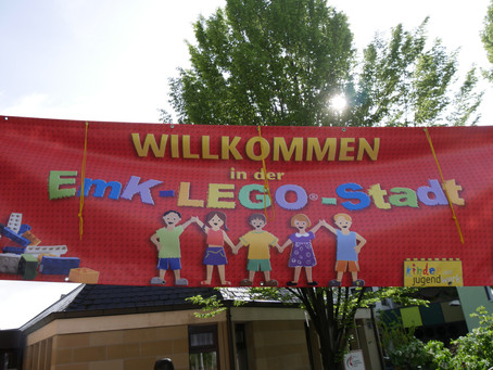 Virtuelle LEGO-Stadt ab Donnerstag, 16.4.2020!