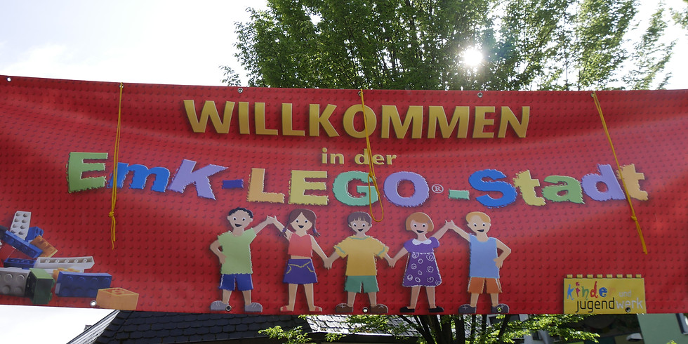 Virtuelle EMK-LEGO-Stadt