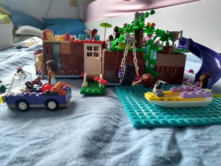 Impressionen der virtuellen LEGO-Stadt 2020