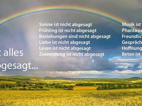 Nachtrag - NEWSLETTER 1 * von Pastor Thomas Mozer * NEWSLETTER 1