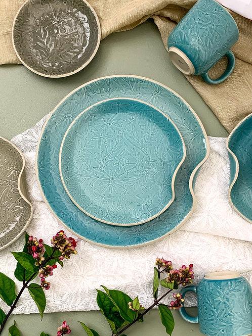 Văstra Large Platter - Blue