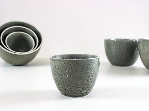 Văstra Single Portion Bowl - Grey