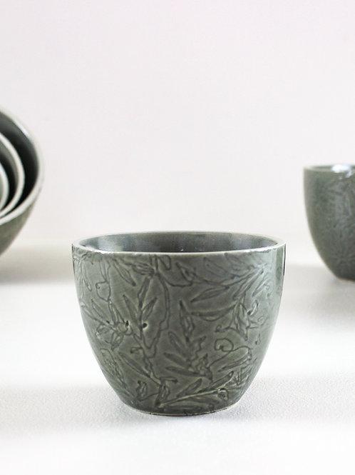 Vastra Single Portion Bowl - Grey