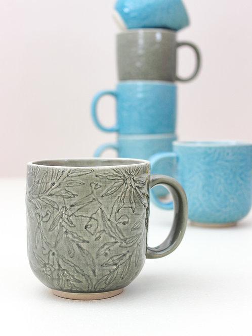 Vastra Coffee Mug -Grey