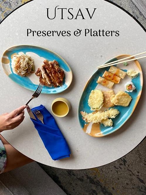Gift Box: Platters and Preserves, Maya