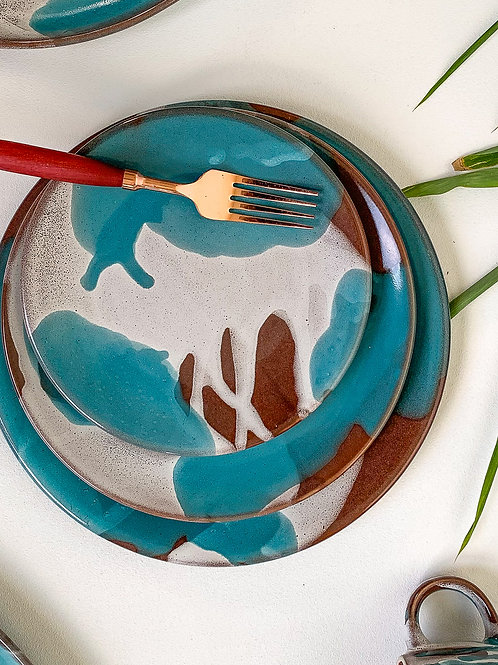 Maya Breakfast Plate