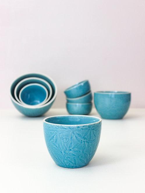 Văstra Single Portion Bowl - Blue