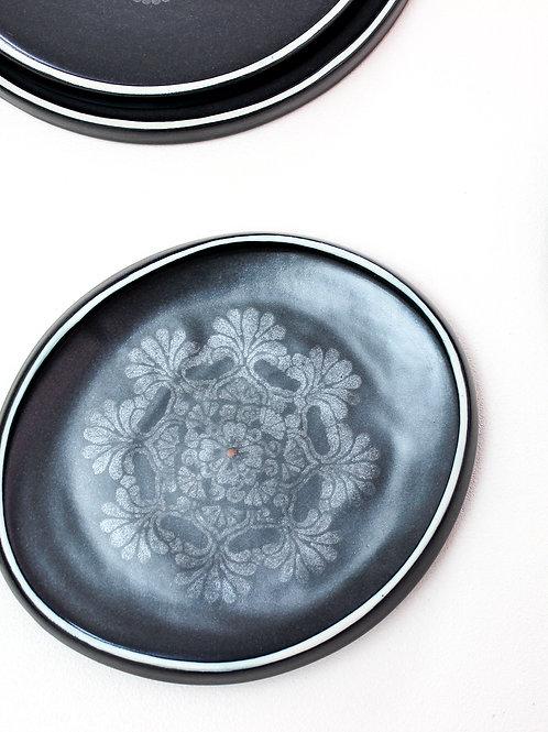 Mandala Oval Platter - Medium