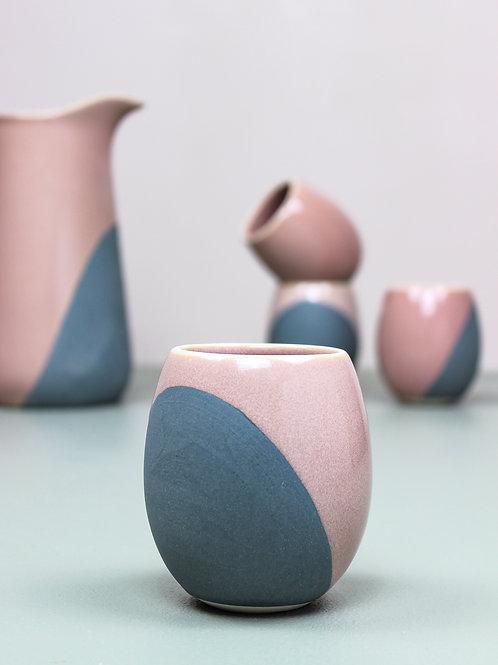 Neer Small Tumbler : Blush Pink