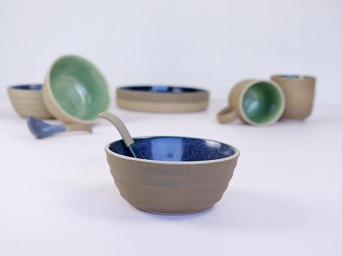 Shoonyă Cereal Bowl - Blue