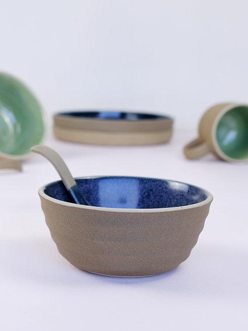 Shoonya Cereal Bowl - Blue