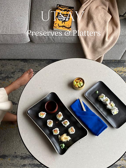 Gift Box: Platters and Preserves, Mandala