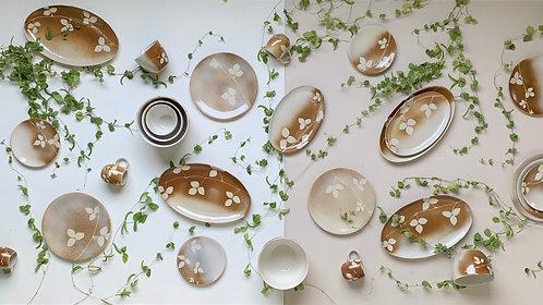 Jiva Dinner Set (4 places, 21 pieces)