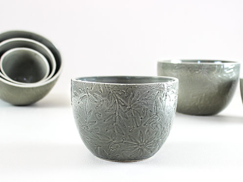 Văstra Double Portion Bowl - Grey