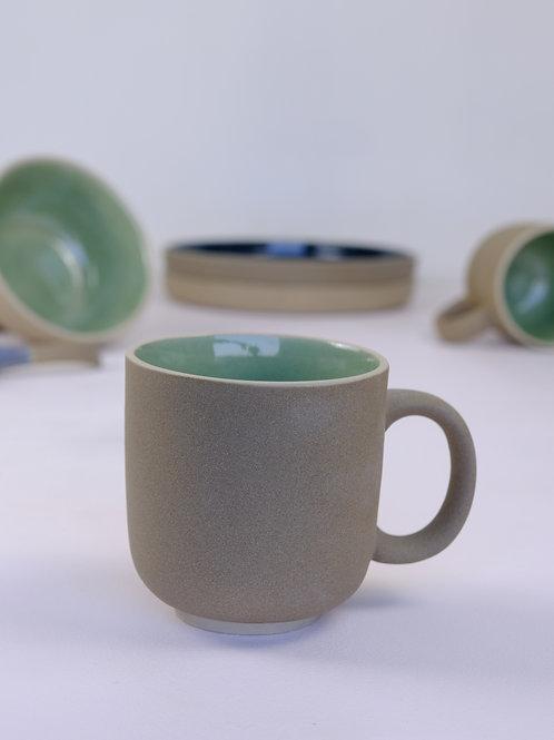 Shoonya Mug - Green