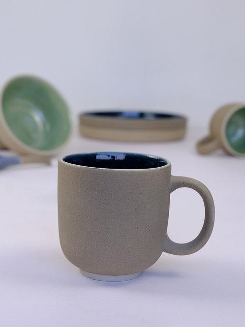 Shoonya Mug - Blue
