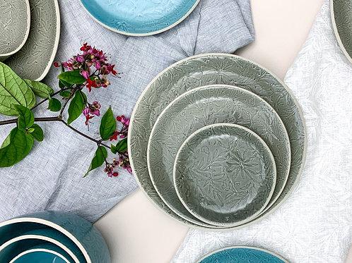 Văstra Side Plate - Grey