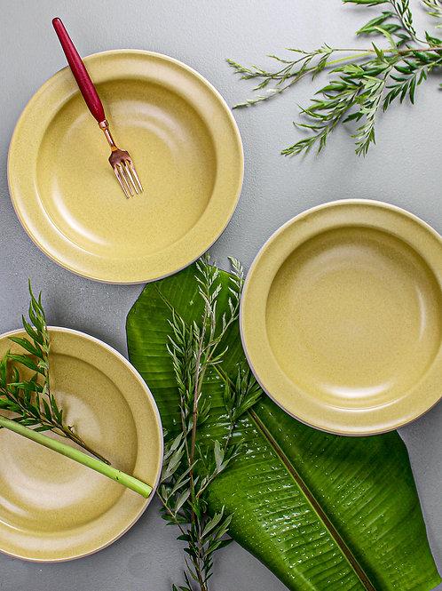 Sunshine Flange Pasta Bowl (Large)