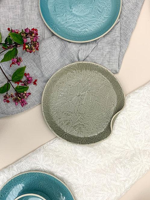 Văstra Medium Platter - Grey
