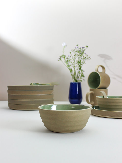 Shoonyă Cereal Bowl - Green