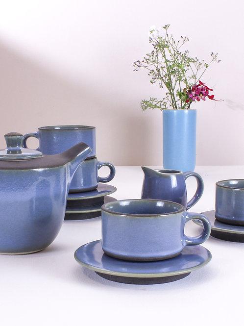 Ananda Teapot - Cool Blue