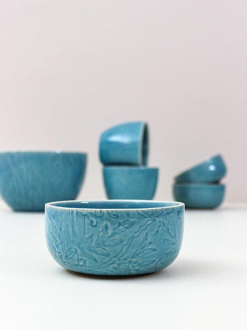 Vastra Soup Bowl - Blue