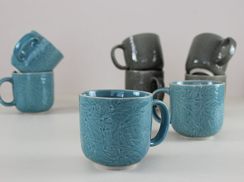 Vastra Coffee Mug - Blue