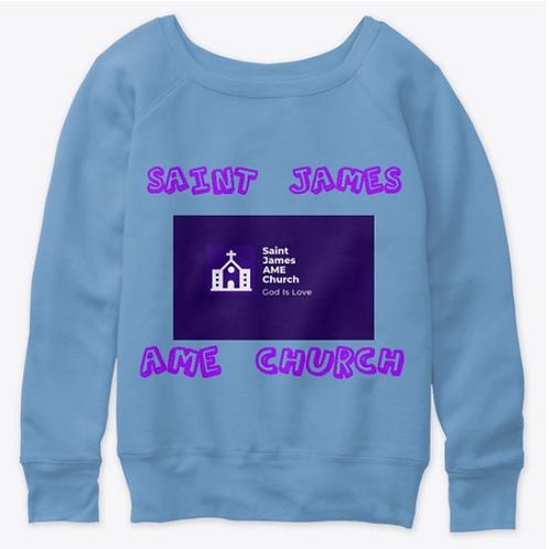 Women's Slouchy Sweatshirt