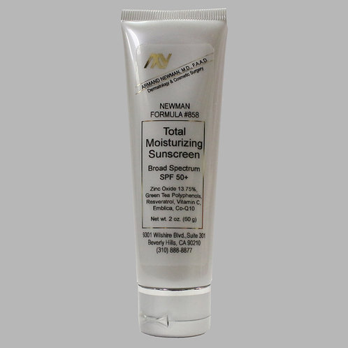 Total Moisturizing Sunscreen SPF 50