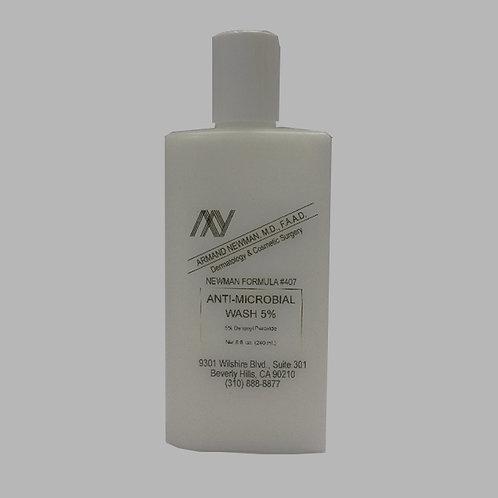 Anti-Microbial Wash 5%       6.7 oz