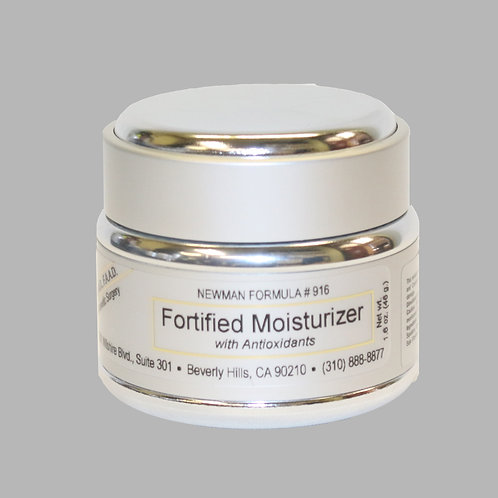Fortified Moisturizer