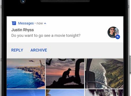 Heads-up messaging: você está usando isso certo?
