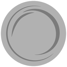 Gray Circle Background