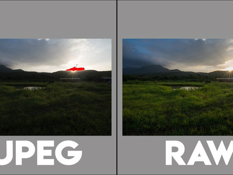 Should You Give RAW File?
