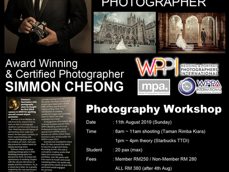Become Professional Wedding Photographer