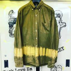 B.D.Shirts-KIGARACHA-SHIBORI