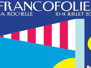Nos artistes présents pendant Les Francofolies de La Rochelle