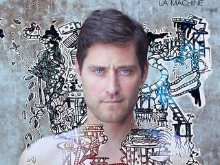 Julien Girard annonce La Machine, son nouvel album