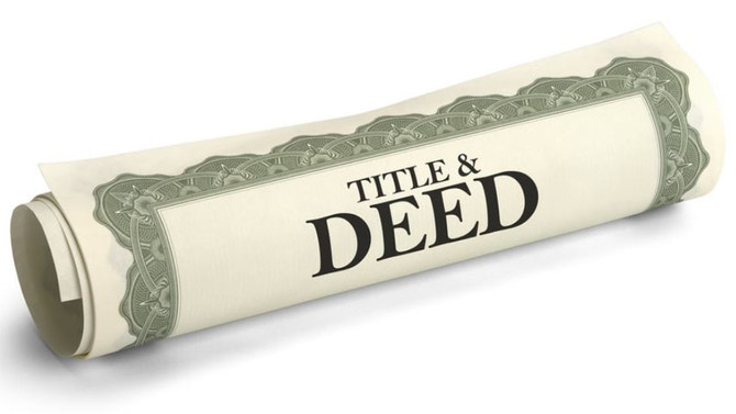 What is a Preliminary Title Report?