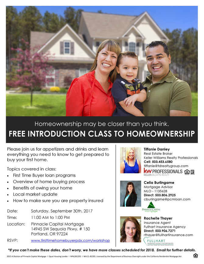 🏠Our FREE home buyer workshop is back‼️ Register now! 📝