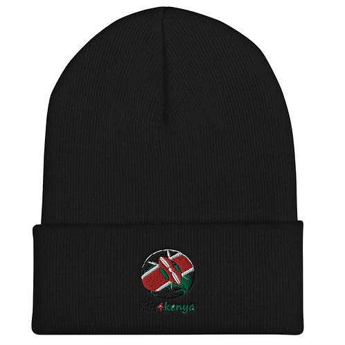Kit4kenya Beanie (Black)