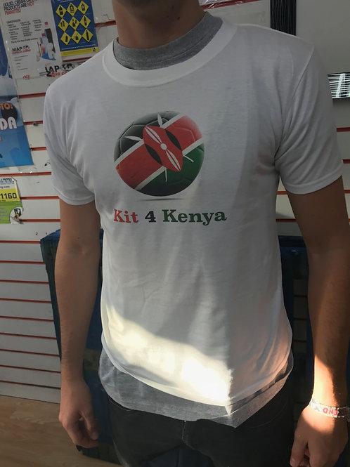 Kit4kenya Logo Tee