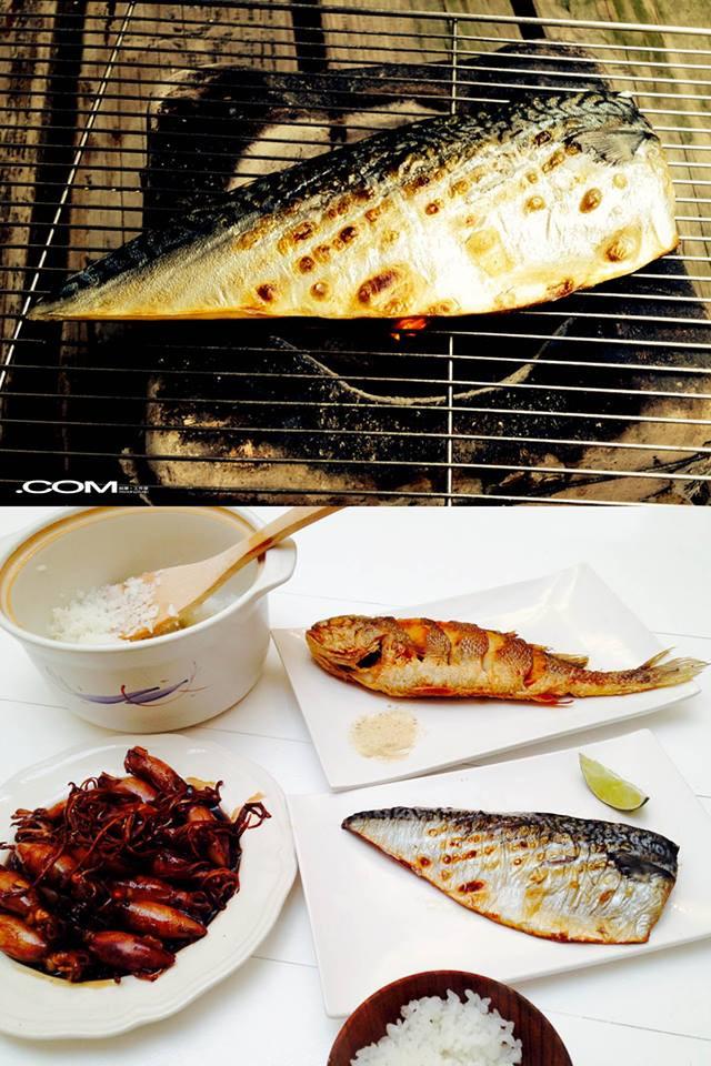 .COM Life | 寒冬小陽台烤魚
