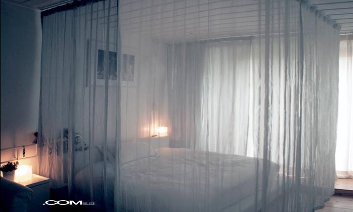 .COM Life | 大齡男子的夢幻床簾