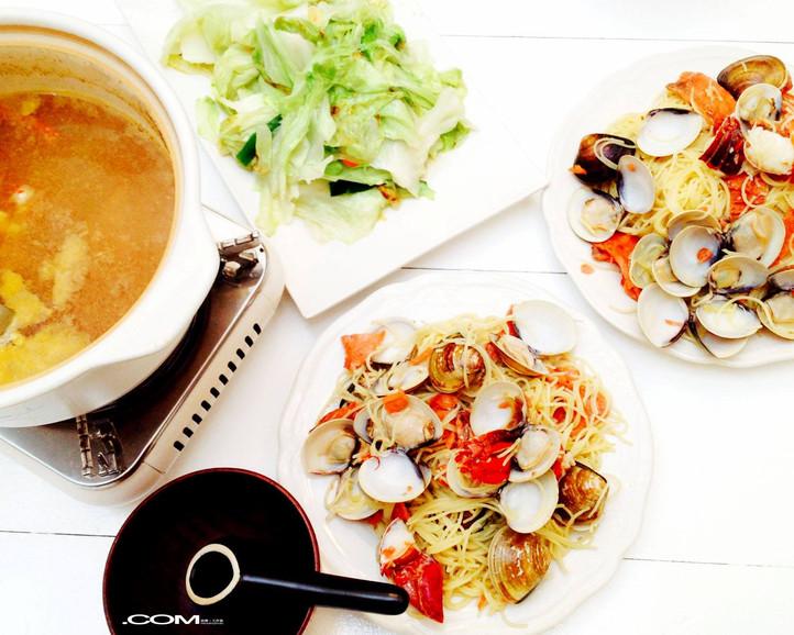 .COM Life | 居家龍蝦義大利麵套餐