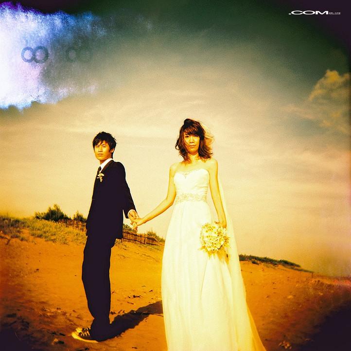 | Love Moment | 銀鹽粒子婚紗照