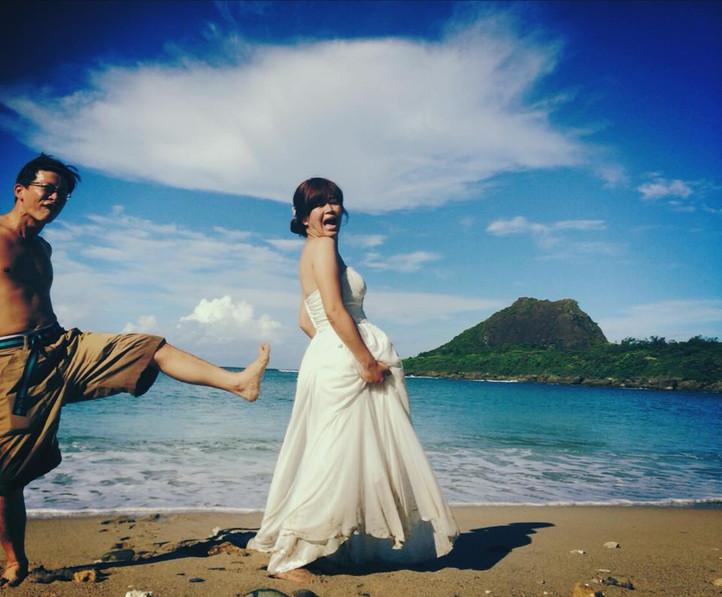 | Love Moment | 徒兒巧巧 到墾丁自助婚紗去 II