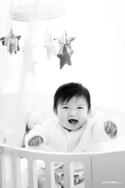 ANNIE BABY |  FAMILY  Portrait 收涎小記錄 |   叔康工作室 *特別感謝:The Vow手工糖霜餅乾 kelly老師
