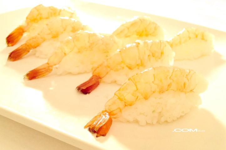 .COM Life | 第一次做握壽司就上手